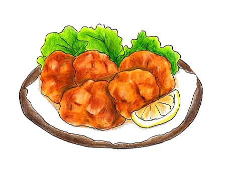 水川あさみ 唐揚げ レシピ ホンマでっか