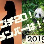 ゴチ20 新メンバー 2019