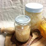 酢生姜の作り方と保存期間
